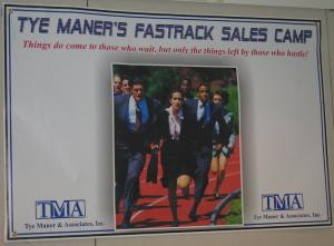 Tye Maner Fastrack Banner